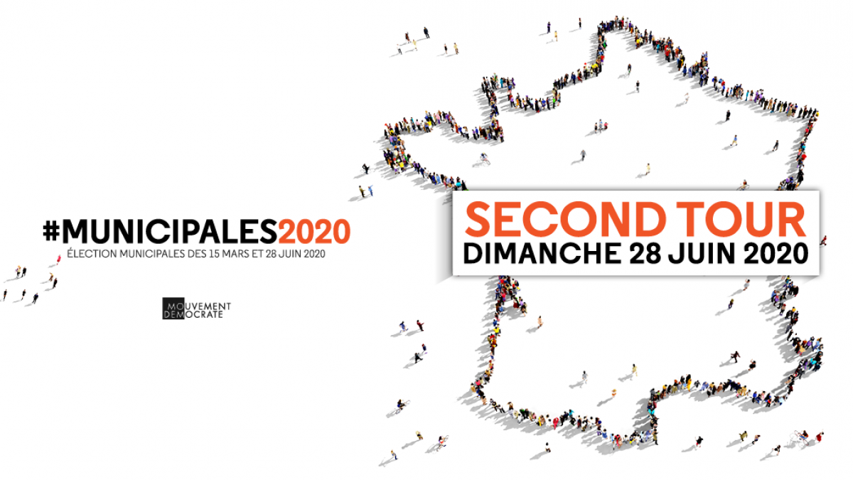 Second tour Municipales 2020